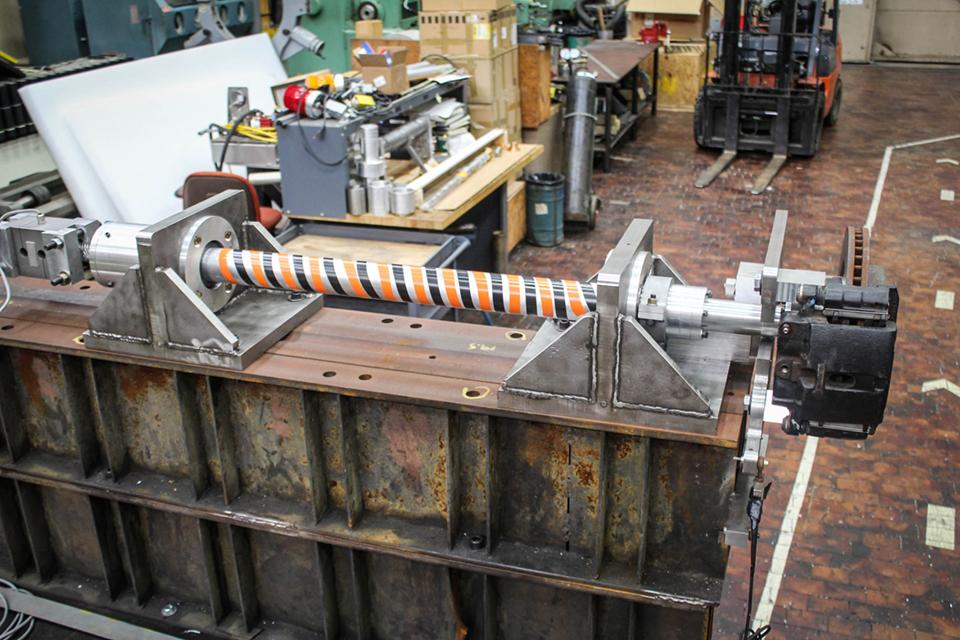 Mechanical Test Platform