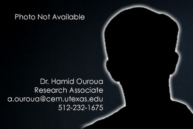 Dr. Hamid Ouroua