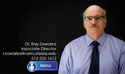 Dr. Ray Zowarka