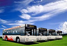 Zero emission bus fleet