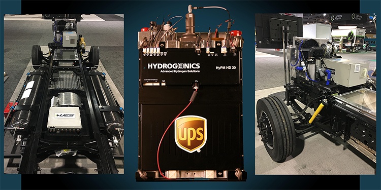 UPS expo
